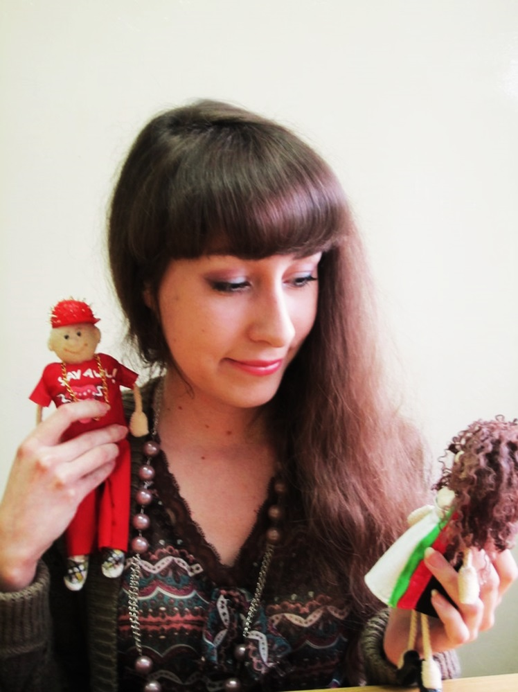 'Потап и Настя', 'Время и Стекло': Наталья Рожкован рассказала о своей звездной коллекции кукол