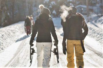 Ульяна Супрун рассказала о зимней физической активности
