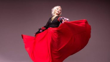 В топ-100 вдохновляющих женщин мира вошла 66-летняя модель из Украины