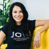 """Александра Сироватко: о Data Science, """"Черном зеркале"""" и о вдохновляющих примерах женщин в украинском IT"""