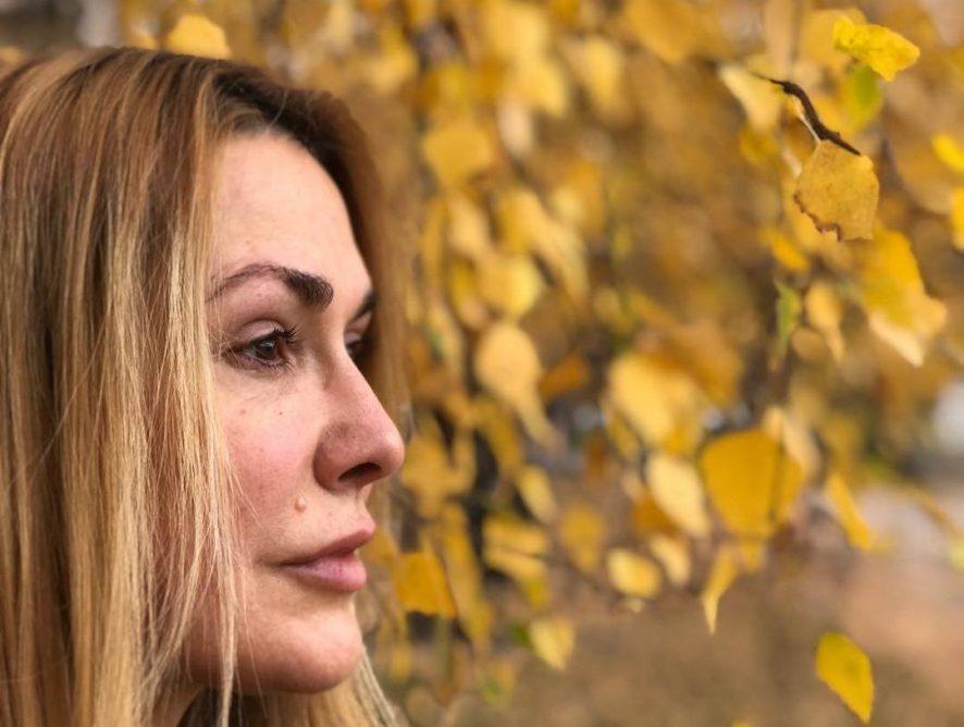 52-летняя Ольга Сумская выложила фото без макияжа