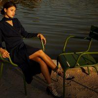 Michelle Andrade стала лицом совместной коллаборации MustHave и LITKOVSKAYA