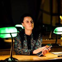 """Полина Бараниченко: """"Диалоги"""" – это повод остаться наедине с собой"""""""