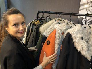 Шубы из конопли: модная инновация от украинского дизайнера Оксаны Дево