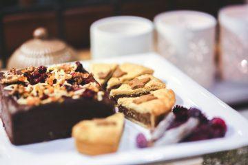 Рождественский рецепт: постный шоколадно-вишневый пирог
