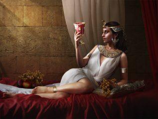 8 фактов о самой любвеобильной царице Клеопатре