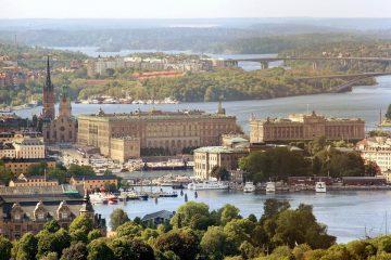 Идея для отпуска: Швеция