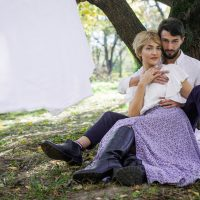 Возлюбленный Веры Кекелии рассказал, как сделал ей предложение руки и сердца