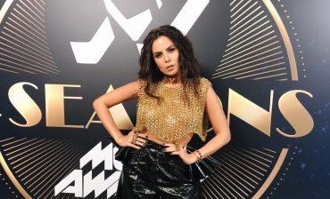 Megamix: Настя Каменских представила яркий перфоманс на M1 Music Awards 2018
