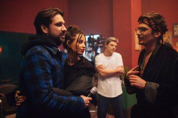 """""""Песня про лицо"""": режиссер клипа рассказал, как создавалась дерзкая видеоработа для """"Время и Стекло"""""""