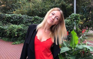 Леся Никитюк намекнула на беременность
