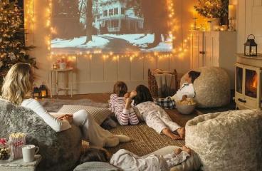 Топ-5 фильмов для уютного зимнего вечера