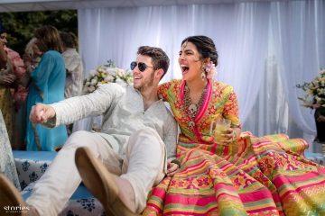 Индийская модель и актриса Приянка Чопра вышла замуж