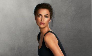 Ирина Шейк блеснула в кампейне косметического бренда Marc Jacobs
