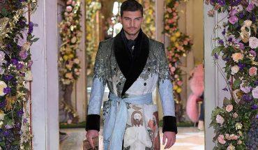 Искусство и великие полотна: Dolce & Gabbana представили колекцию Alta Moda