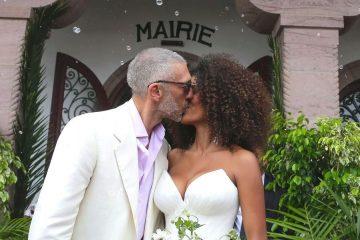 Молодая жена Венсана Касселя опубликовала уникальные фото с их свадьбы