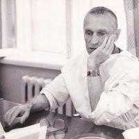 Великому кардиологу Николаю Амосову исполнилось 105 лет