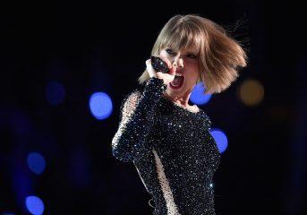 За считанные часы до церемонии: Тейлор Свифт отменила свое выступление на Grammy