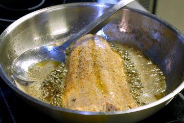 Альтернатива американскому стейку: как готовят дикую рыбу Аляски