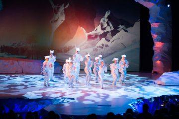 """""""Winterra. Легенда казкового краю"""": украинские звезды побывали на допремьерном показе шоу"""