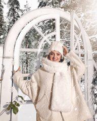 Оля Цибульская написала письмо Деду Морозу