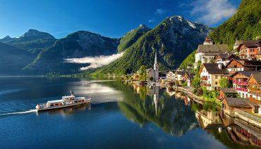 Идея для отпуска: Австрия