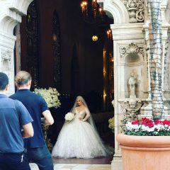 Мика Ньютон вышла замуж: первые фото со свадьбы