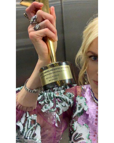 Николь Кидман получила Австралийский Оскар
