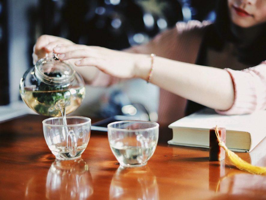 Международный день чая: топ-3 рецепта вкусного напитка