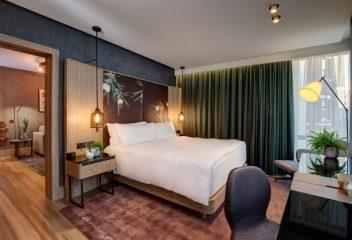В лондонском отеле появился первый в мире абсолютно веганский номер