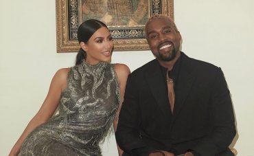 Ким Кардашян зарегистрировала бренд для новорожденного сына