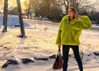 """""""Богиня лыжни"""": Леся Никитюк поделилась ироничным зимним видео"""