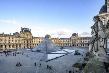 Парижский Лувр похвалился новым рекордом посещаемости