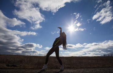 Руслана на себе испытала, как строить поля чистой энергии