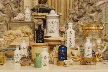 Игра с воспоминаниями: Gucci показали коллекцию новых ароматов