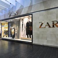 Бренд Zara сменил логотип