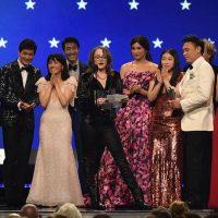 12 самых ярких нарядов селебритис на премии Critics' Choice Awards