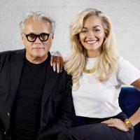 Певица Рита Ора начала сотрудничать с брендом Giuseppe Zanotti