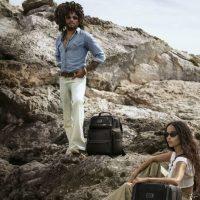 Ленни и Зои Кравиц снялись в рекламном кампейне о значимости путешествий