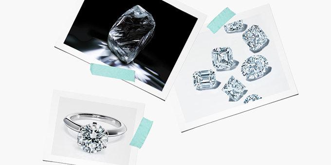 Tiffany будет раскрывать происхождение своих бриллиантов