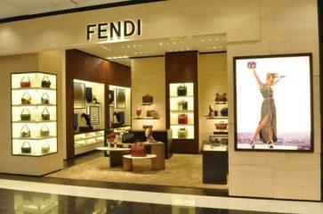 Эстетика восьмидесятых: Fendi показали новую коллекцию Pre-Fall 2019