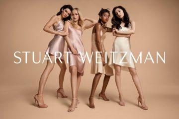 Кендалл Дженнер и Уиллоу Смит блеснули в промо бренда Stuart Weitzman