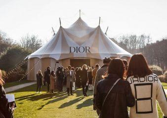 Неделя высокой моды в Париже: Dior устроили цирковое шоу в рамках презентации новой коллекции