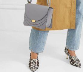 Нидерландский бренд Wandler разработает свою первую линию обуви
