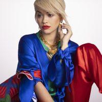 Рита Ора стала новым лицом модного бренда Escada