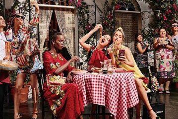 Китайская модель из скандальной рекламы Dolce&Gabbana извинилась перед народом