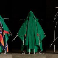 Скульптуры в движении: Крейг Грин выпустил уникальную коллекцию совмесно с Moncler