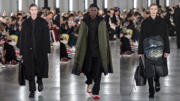 Референсы к Эдгару По: Valentino представил коллекцию осень-зима 2019