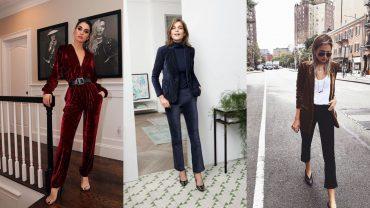 С чем носить вельвет: 7 стильных вариантов на каждый день