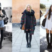 Гид по fashion: как носить высокие гольфы